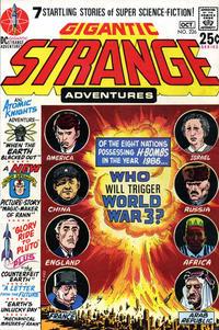 Cover Thumbnail for Strange Adventures (DC, 1950 series) #226