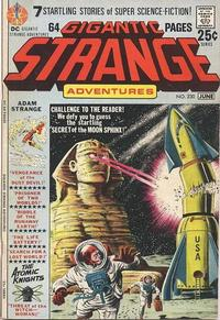 Cover Thumbnail for Strange Adventures (DC, 1950 series) #230