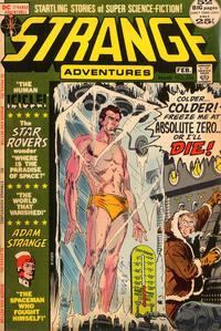 Cover Thumbnail for Strange Adventures (DC, 1950 series) #234