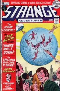 Cover Thumbnail for Strange Adventures (DC, 1950 series) #236