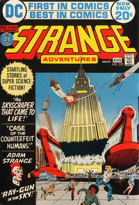 Cover Thumbnail for Strange Adventures (DC, 1950 series) #237
