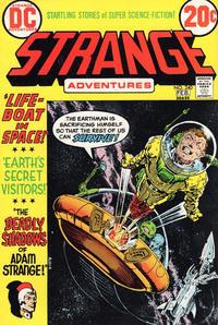 Cover Thumbnail for Strange Adventures (DC, 1950 series) #240
