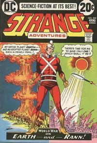 Cover Thumbnail for Strange Adventures (DC, 1950 series) #242