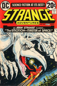 Cover Thumbnail for Strange Adventures (DC, 1950 series) #243