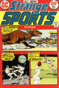 Cover Thumbnail for Strange Sports Stories (DC, 1973 series) #2