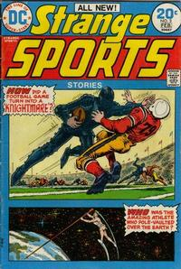 Cover Thumbnail for Strange Sports Stories (DC, 1973 series) #3
