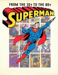 Cover Thumbnail for Superman from the Thirties to the Eighties (Crown Publishers, 1983 series) #[nn]