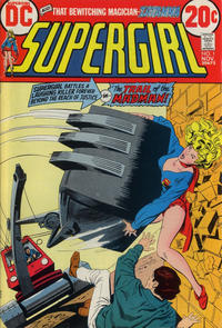 Cover Thumbnail for Supergirl (DC, 1972 series) #1