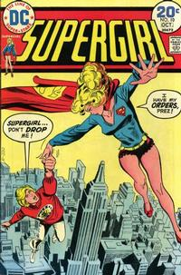 Cover Thumbnail for Supergirl (DC, 1972 series) #10