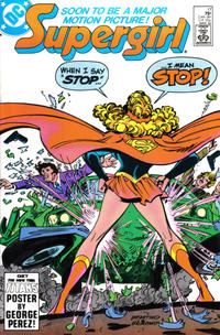 Cover Thumbnail for Supergirl (DC, 1983 series) #17 [Direct]