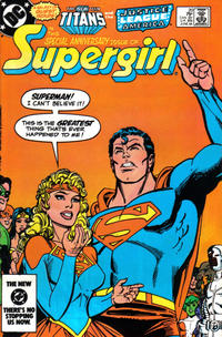 Cover Thumbnail for Supergirl (DC, 1983 series) #20 [Direct]