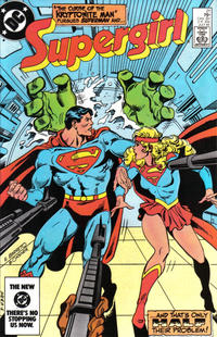 Cover Thumbnail for Supergirl (DC, 1983 series) #21 [Direct]