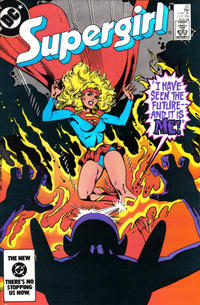 Cover Thumbnail for Supergirl (DC, 1983 series) #22 [Direct]