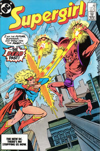 Cover Thumbnail for Supergirl (DC, 1983 series) #23 [direct-sales]