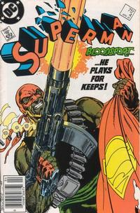 Cover Thumbnail for Superman (DC, 1987 series) #4 [Newsstand]