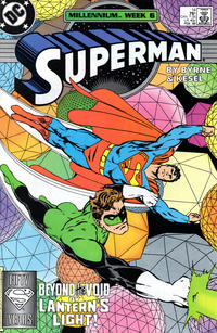 Cover Thumbnail for Superman (DC, 1987 series) #14 [Direct Edition]