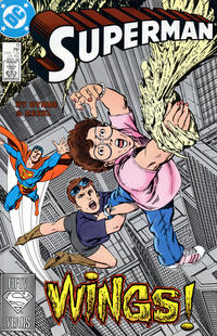 Cover Thumbnail for Superman (DC, 1987 series) #15 [Direct Edition]