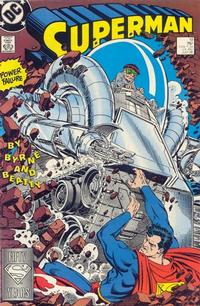 Cover Thumbnail for Superman (DC, 1987 series) #19 [Direct]