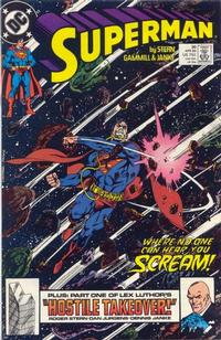 Cover Thumbnail for Superman (DC, 1987 series) #30 [Direct]