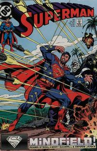 Cover Thumbnail for Superman (DC, 1987 series) #33