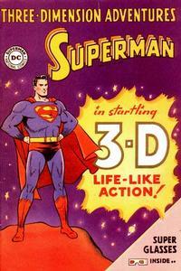 Cover Thumbnail for Superman 3-D (DC, 1998 series) #[nn]