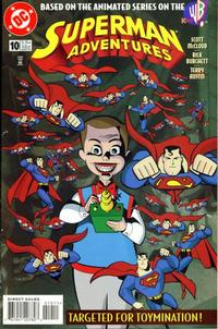 Cover Thumbnail for Superman Adventures (DC, 1996 series) #10
