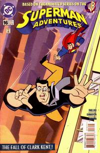 Cover Thumbnail for Superman Adventures (DC, 1996 series) #16 [Direct Sales]