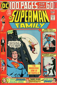Cover Thumbnail for The Superman Family (DC, 1974 series) #166