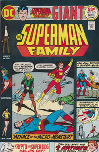Cover Thumbnail for The Superman Family (DC, 1974 series) #173