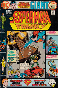 Cover Thumbnail for The Superman Family (DC, 1974 series) #176