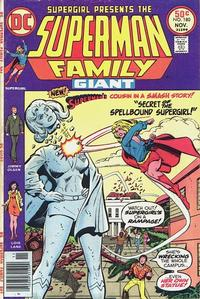 Cover Thumbnail for The Superman Family (DC, 1974 series) #180