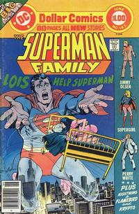 Cover Thumbnail for The Superman Family (DC, 1974 series) #183