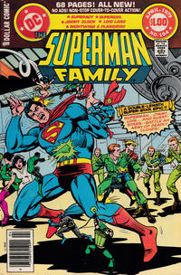 Cover Thumbnail for The Superman Family (DC, 1974 series) #194