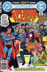 Cover Thumbnail for The Superman Family (DC, 1974 series) #200
