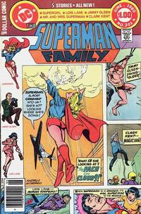 Cover Thumbnail for The Superman Family (DC, 1974 series) #201