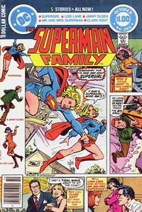 Cover Thumbnail for The Superman Family (DC, 1974 series) #203