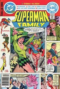 Cover Thumbnail for The Superman Family (DC, 1974 series) #204 [Newsstand]