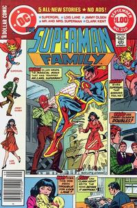 Cover Thumbnail for The Superman Family (DC, 1974 series) #210 [Newsstand]