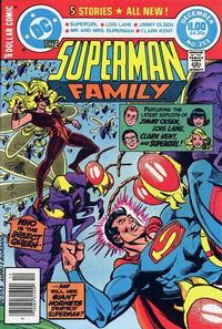 Cover Thumbnail for The Superman Family (DC, 1974 series) #213 [Newsstand]