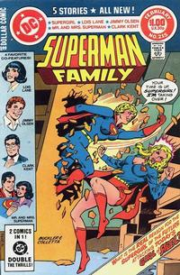 Cover Thumbnail for The Superman Family (DC, 1974 series) #215 [Direct]