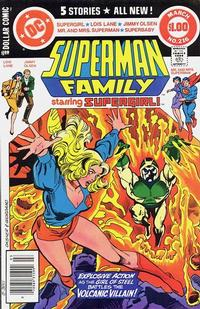 Cover Thumbnail for The Superman Family (DC, 1974 series) #216 [Newsstand]