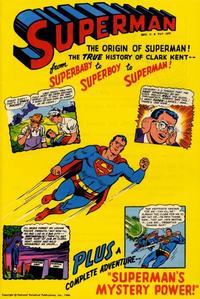Cover Thumbnail for Superman [Golden Story Teller Record Comic] (DC, 1966 series) #[nn]