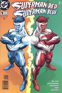 Cover Thumbnail for Superman Red / Superman Blue (DC, 1998 series) #1 [Standard Cover Variant]