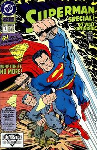 Cover Thumbnail for Superman Special (DC, 1992 series) #1