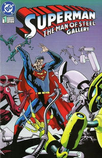 Cover Thumbnail for Superman: The Man of Steel Gallery (DC, 1995 series) #1