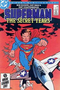 Cover Thumbnail for Superman: The Secret Years (DC, 1985 series) #1 [Direct]