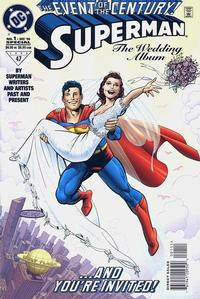Cover Thumbnail for Superman: The Wedding Album (DC, 1996 series) #1 [Standard Edition - Direct Sales]