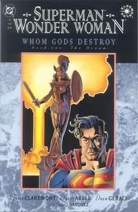 Cover for Superman / Wonder Woman: Whom Gods Destroy (DC, 1996 series) #1