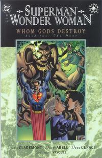 Cover for Superman / Wonder Woman: Whom Gods Destroy (DC, 1996 series) #2