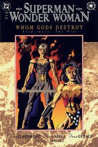 Cover for Superman / Wonder Woman: Whom Gods Destroy (DC, 1996 series) #3